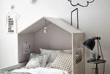 Unelmien lastenhuone / Ideoita vailla lastenhuoneen sistuksessa?