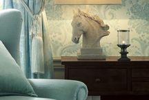 Unelmien olohuone / Kuvia kauniista olohuoneista. Ideoita ja ajatuksia.
