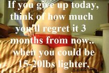 Skinny motivation / Body goals
