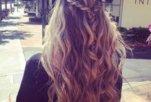 Hair / Hair styles of all sorts