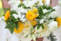 Wedding Bouquets - Yellow