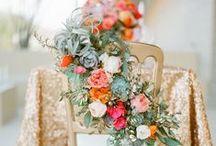 Wedding Chairs Inspirations / Wedding Chairs