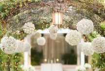 Floral Ceremony Arch I