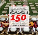 Canada 150 / Celebrating this great country we call home!