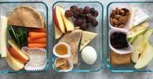 Lunch Box / Making lunch can be hard but these awesome ideas make it easy!