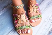Pinky Promise | Basics / Handmade Greek Leather Sandals, beach sandals, women shoes, colorful sandals, bohemian sandals, hippie sandals, ethnic leather sandals, gladiator sandals, boho sandals, wholesale sandals, African sandals, pom pom sandals strappy sandals, sandales, sandalias, festival sandals