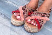 Platform sandals / Greek leather sandals, handmade sandals, handcrafted sandals, boho sandals, bohemian sandals, platform sandals, flatform sandals, boho wedges, ethnic sandals, slides platform colorful sandals, espadrilles, espadrille