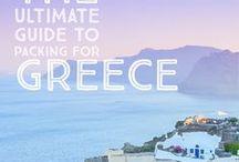 GUIDE - GREECE / Juni in Greece. Here we go!!