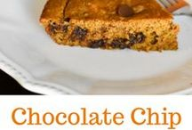 Pumpkin Everything / Favorite Fall recipes with a healthy twist