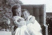 Romanov Princesses & Alexei