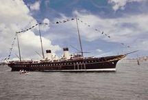 Standart - Romanov Royal Yacht