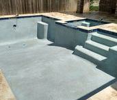 Inground Pool Construction | Montgomery County Texas / Our collections of swimming pool construction installations from around Montgomery, TX.