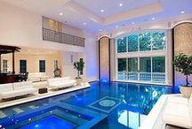 Indoor Pools & Spas
