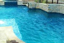 $50k - $60k Swimming Pools | Custom Designs | Ideas / Swimming pool designs in the price range $50,000 to $60,000