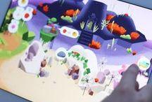 Enfants - Jeux Vidéos - Applications / Activités Enfants - Idées d'applications éducatives pour téléphones, tablettes, consoles - jeux éducatifs, jeux vidéos.
