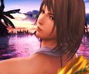 Yuna Final Fantasy X FFX Final Fantasy 10