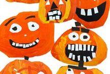 Enfants - Halloween / Activités Enfants Bricolages autour d'Halloween