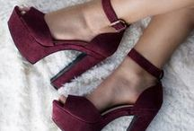 Shoes. / a girl can concur the world with the right pair of shoes