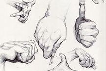hand/gun/arm/+ / hands and arm etc drawing reference