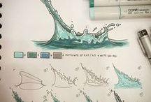 tutorial/drawing/how/practice / various tutorial for practice