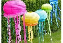 Party! Party! Party! / Inspiration for Your Next Kid Themed Party.  Food, Games Decorations, Goodie Bags, Birthday Party Themes, Crafts and Activities to Make the Party Memorable.