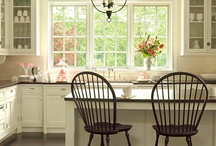 Future Home: Kitchens, Pantries, and Dining Rooms / by Patricia Brown