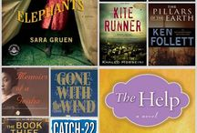 be a reader. / by Sarah Kemp