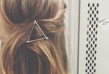 hair / by Kristen Haslam