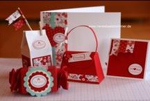 Irenes Bastelzimmer / Hier zeige ich meine Werke die ich mit den Stampin' Up! Produkten in irenesbastelzimmer selber hergestellt habe. www.irenesbastelzimmer.de
