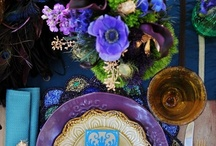 tabletop / I love a well-dressed table seated with all of my favourite people... / by Emma Louise
