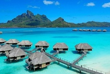 Places I'd Like to Go/Am Going/Already Been!