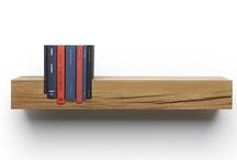 Simple Shelf / Simple way of storage.