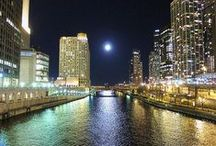 ✿ Chicago ✿ / My Kind of Town. Love this city! / by ♥ Debbie