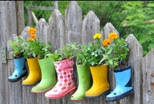 Gardening with Kids / Gardening With Kids. Get kids Excited About Digging in the Dirt, Learning, Starting Seed and Experimenting all in the garden.