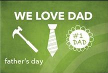 Father's Day by Namify / Every idea for gift ideas for dad. On Father's day, Christmas and his birthday / by Namify