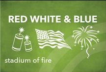 Stadium of Fire by Namify / Everything you ever wanted to know about the Stadium of Fire firework show on 4th of July at BYU in Provo Utah / by Namify