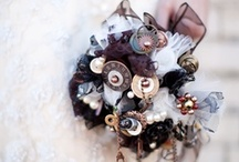 Steampunk Wedding  / We're wild for this style which blends the fantastical, mechanical, whimsical and historical.