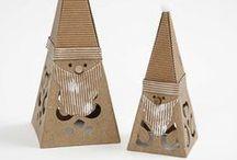 Carton ondulé - Corrugated cardboard