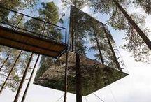 HOUSE | Tree / Treehouses / by Designet Team