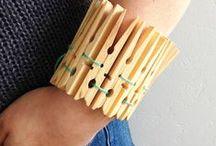 Pinces à linge - Clothespin