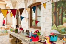 Knight Party / Collecting inspiration for a birthday party fit for a brave knight.  / by Stay at Home Territory