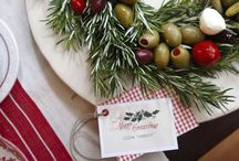 Christmas Food / Collecting inspiration for delicious Christmas feasts and parties.  / by Stay at Home Territory