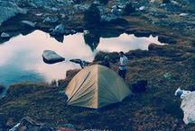 Camping / by Jennifer Willoughby