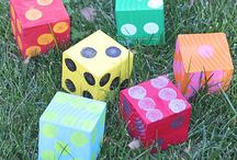 Family Game Night / Fun Ideas for a Family Game Night!  Games For Kids!  Minute To Win It Games