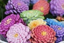 Flower Crafts / Flower Crafts, Flower Art Projects and Flower Activities for Kids