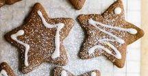 clean \ holiday cookies
