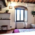 "B&B Fagiolari - Our Rooms / Take a look at our rooms! Fagiolari is an ""old-fashioned"" country house with the characteristic Tuscan way of furnishing, the ideal place if you appreciate rustic style and Tuscan interiors."