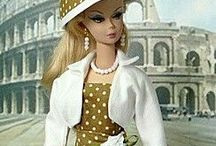 Laleczki barbie