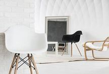 White living - scandinavian home decor / The fact is: white is new black! Decorate your home with the most universal, natural and fresh colour in history. Create minimalistic look and fall in love with nordic style!