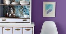How to decorate with Pantone's Ultra Violet 2018